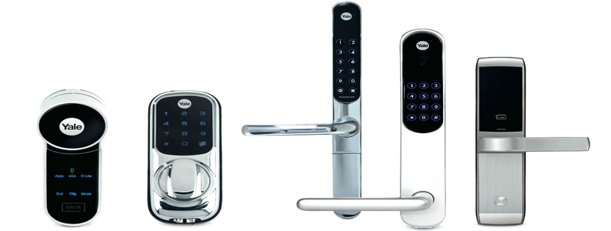 keyless Door Locks - Rochester, NY locksmith