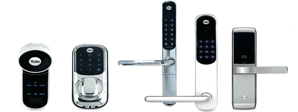 keyless Door Locks - Rochester, NY locksmith