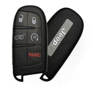 Car Key Replacement Rochester, NY - Smart Key, Jepp