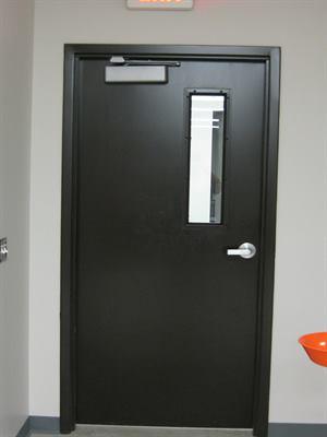 Commercial Door Repair - Commercial Hollow Metal Door