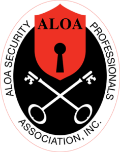 We are Membership of ALOA (Associated Locksmiths Of America)